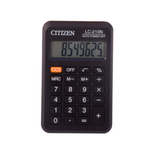 ماشین حساب CITIZEN-210